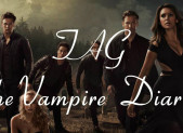 TAG – The Vampire Diaries