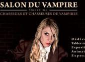 Événement littéraire : Le Salon du Vampire, Lyon, les 20 et 21 septembre