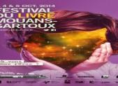 Événement littéraire : Festival du Livre à Mouans Sartoux