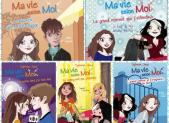 Ma vie selon moi, tomes 2 à 6 – Sylvaine Jaoui