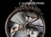 Le miroir aux vampires, tome 2 : La légion des Stryges – Fabien Clavel