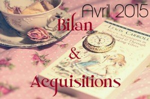 Avril 2015 bilan acquisitions