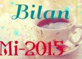 Bilan mi-2015