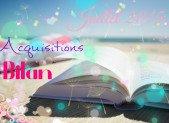 Juillet 2015 : Bilan et Acquisitions
