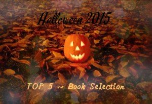 halloween selection books